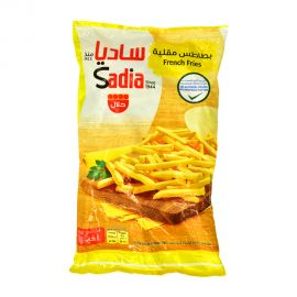 Sadia French Fries 9x9mm 1kg