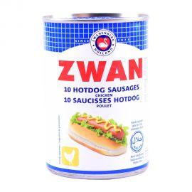 Zwan Chicken Hot Dog 200gm