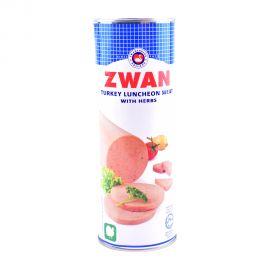 Zwan Luncheon Meat Turkey 850gm