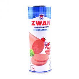 Zwan Beef Luncheon meat Hot & Spicy 850gm
