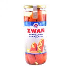 Zwan Chicken Hot Dog 1030gm Jar