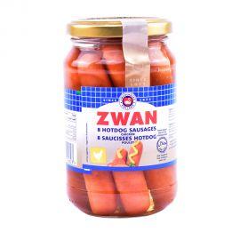 Zwan Chicken Hot Dog 270gm Jar