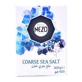 Nezo Salt Coarse Sea 500gm