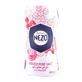 Nezo Salt Bottle Red 600gm
