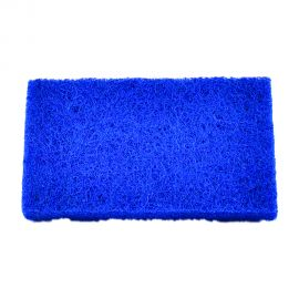 Silver Bell Scouring Pad With Handle
