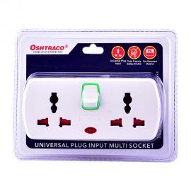 Oshtraco 13amp Multi socket Outlet