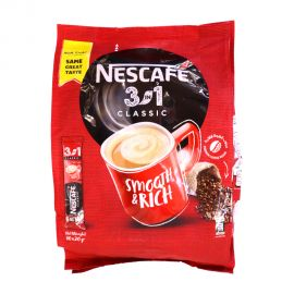 Nescafe My Cup 3 In 1 Classic Coffee 30 Sachets 20g