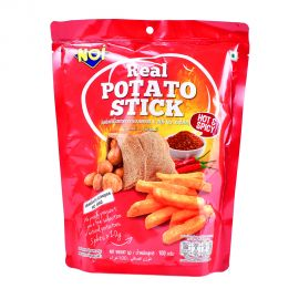 Noi Real potato sticks Hot & spicy 100gm