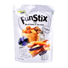 Noi fun stix salted 80gm