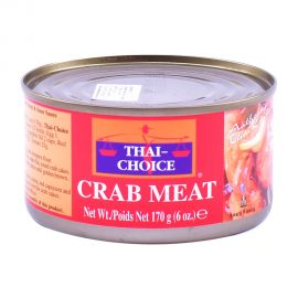 Thai Choice Crab Meat 170gm