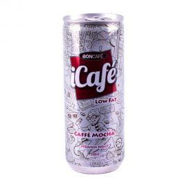 BonCafe iCafe Iced Mocha Low Fat 240ml
