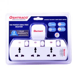 Oshtraco 3Way Switched T-Socket