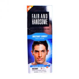 Emami Fair & handsome Instant boost face cream 100gm