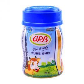 Grb Pure Ghee 200ml