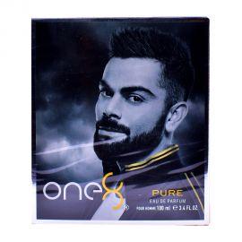 One 8 by Virat Kohli PURE Eau De Parfum For Men 100ml
