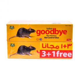 Good Bye Rat Control Glue 135gm 3+1 Free