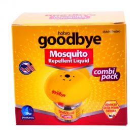 Goodbye Mosquito Repellent liquid Combi Pack