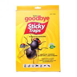 Goodbye Sticky Traps