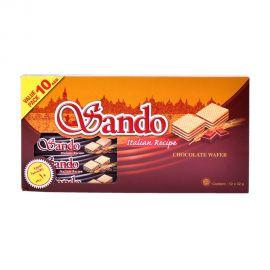 Sando Choco Wafer 12x30gm