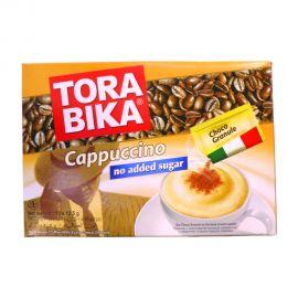Torabika Cappuccino Sugar Free 10x12.5gm