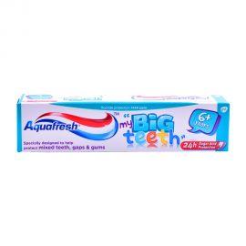 Aquafresh Toothpaste Kids Big teeth 50ml