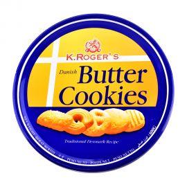K.Roger's Danish Butter Cookies 600gm