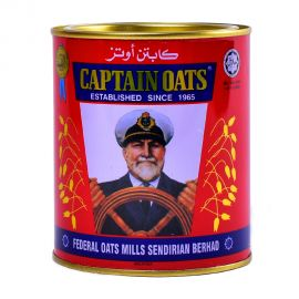 Captain Oats Tin 500gm