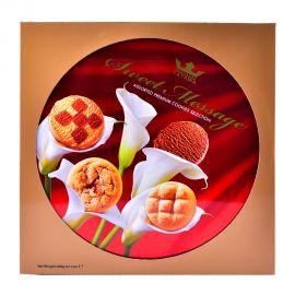 Tatawa Sweet Message Cookies 600gm