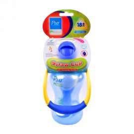 Pur Straw Cup With Swing Handle 250 ml