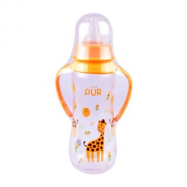 Pur Shaped Bottle With Handle 250ml Bpa