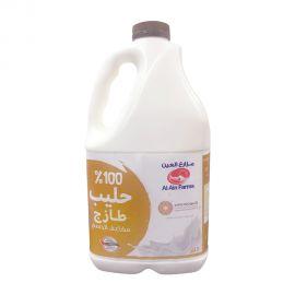 Al Ain Milk Double Cream 2L