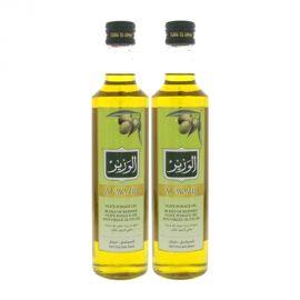 AL WAZIR OLIVE OIL BOTTLE 2*500ML *PP*