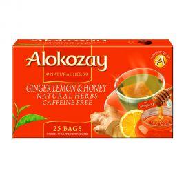 ALOKOZAY GINGER&HONEY TEA 25'S