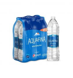 AQUAFINA WATER 6x1.5LTR