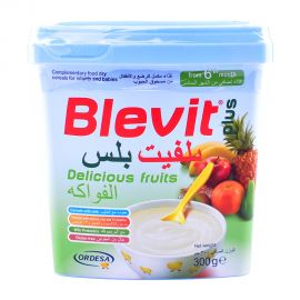 Blevit Plus Gluten-free Cereals Delicious Fruits 300g