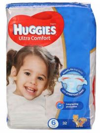 HUGGIES SUPERFLEX (6) 32'S 20% OFF