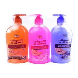 Al Aswaq Hand Wash 500mL (2+1)