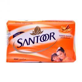 Santoor Soap 125gm sandal & turmeric