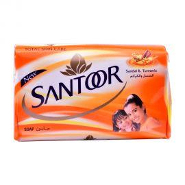 Santoor Soap 175gm sandal & turmeric