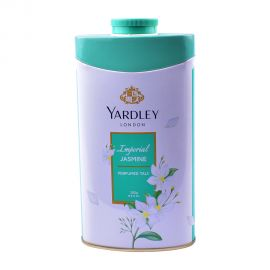 Yardley Talc Jasmine 250gm