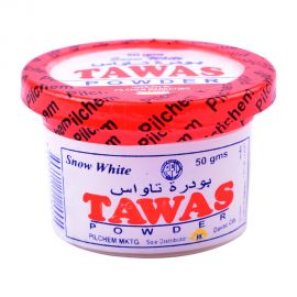 Tawas Snow Powder 50gm