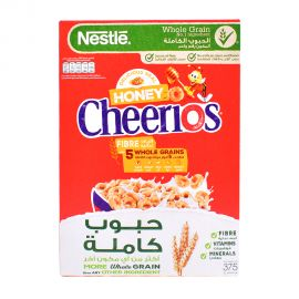 Nestle Cheerios Honey 375gm