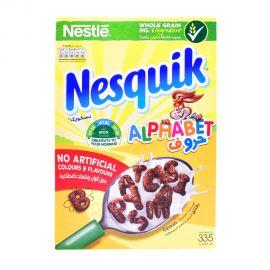 Nesquik Cereal Alphabet 335gm