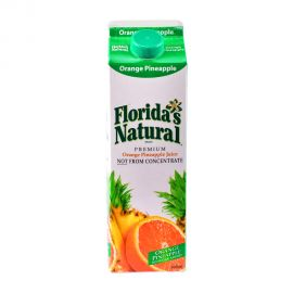 Floridas Juice Orange Pineapple 0.9ltr