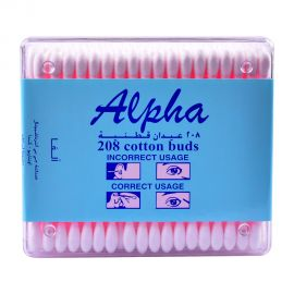 Jalalabad Alpha Cotton buds 208s