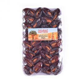 Khatt Dates Fard With almond 500gm