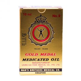 Gold Medal Medicated Oil-10ml
