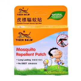 Tiger Balm Mosquito Repellent Patches