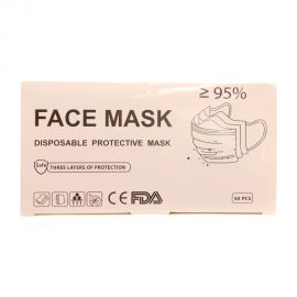 Face Mask White Disposable