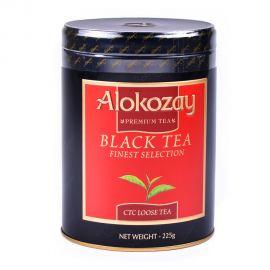 Alokozay Tea Ctc Loose Tin 225gm